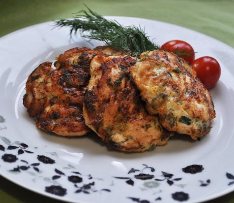 Сочные куриные котлеты пошаговый рецепт с фото
