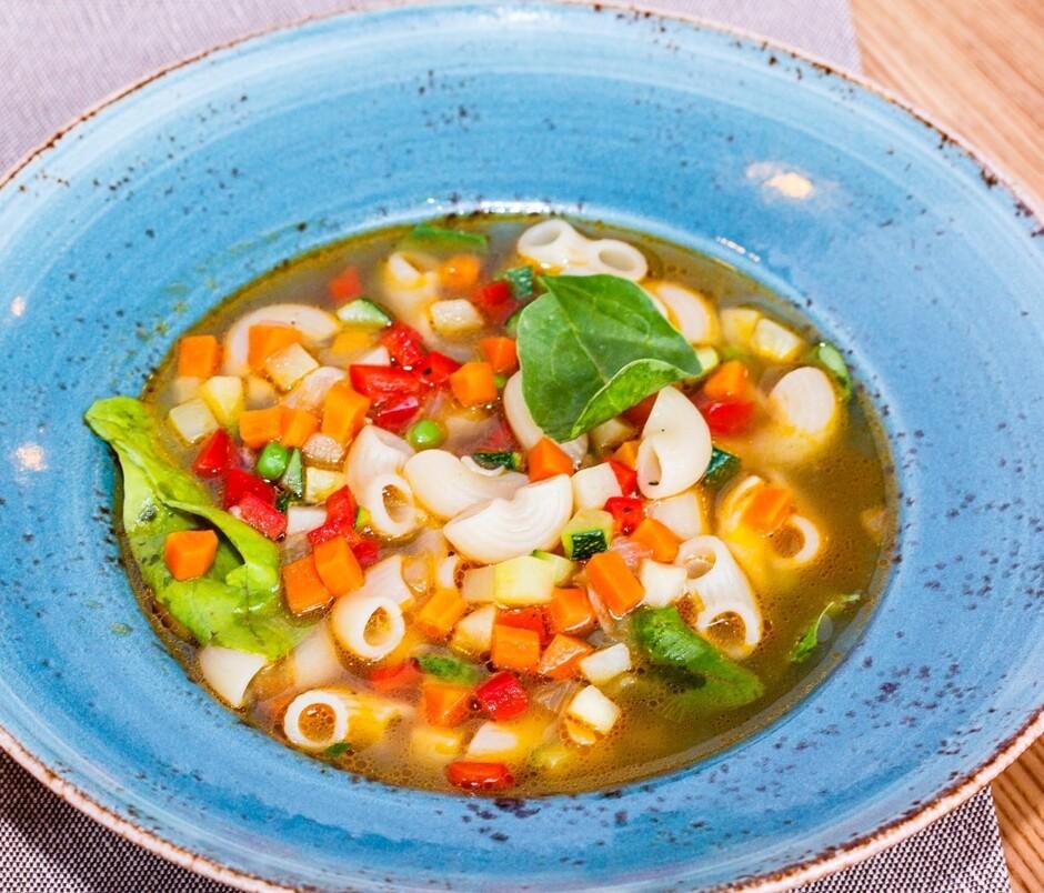 рецепт свежего супа из свеклы