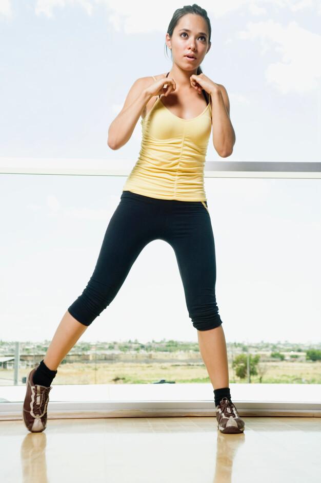 упражнения для снижения веса, советы специалистов