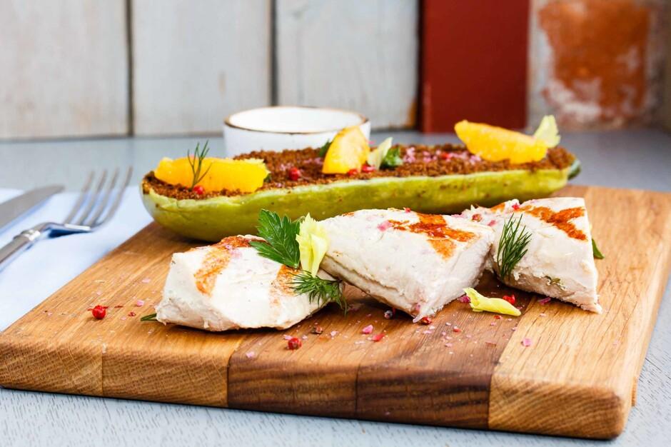 Острое рагу из индейки с кабачками - Рецепты - Ivona