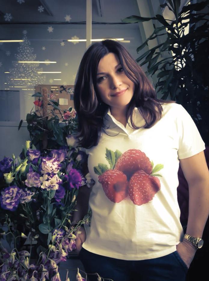 Оксана Иванова, 46 лет, Королев, сделала свое хобби бизнесом: