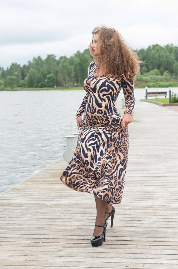 Катя Суворкина, 39 лет, Москва, исполнила мечту стать plus size-моделью: