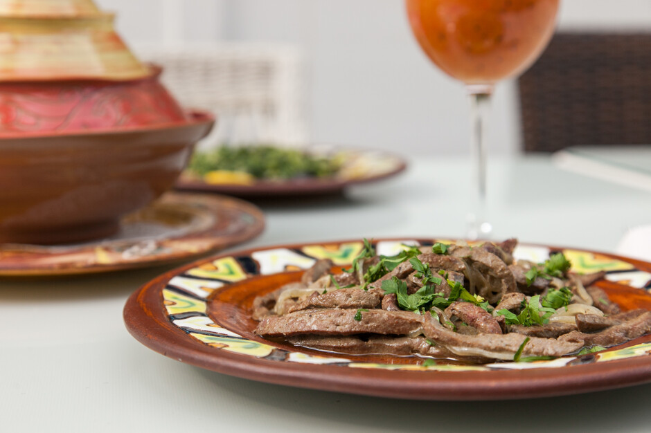 Кусочки индейки в духовке пошаговый рецепт с фото