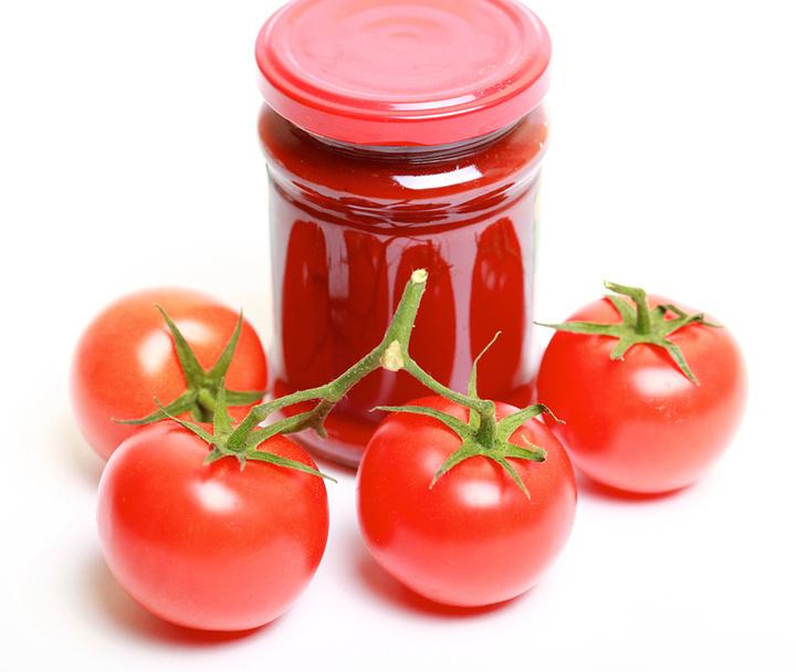 Как из свежих помидор сделать томатный сок