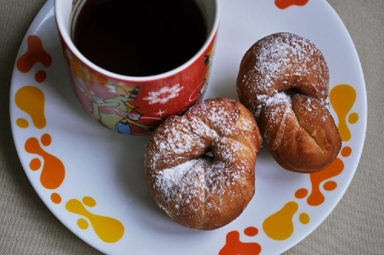 рецепт приготовления французских пончиков