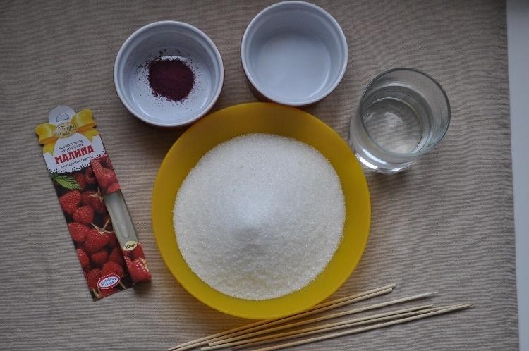 карамель в домашних условиях пошаговый рецепт