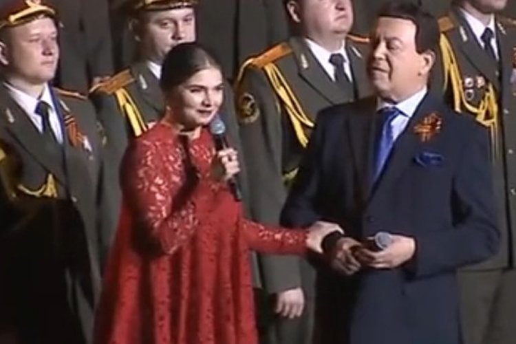 алина кабаева инстаграм фото