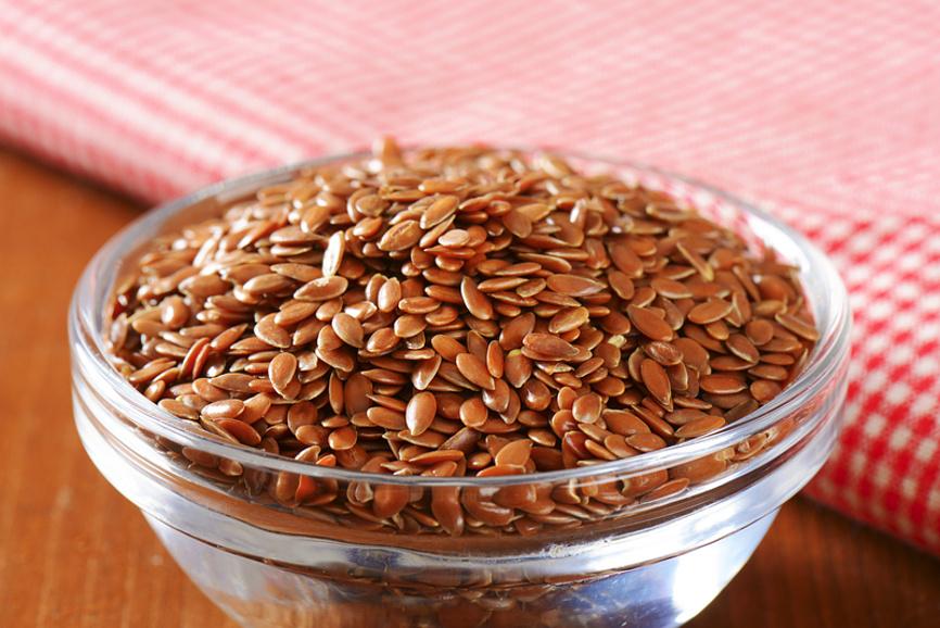 Как приготовить в домашних условиях семя льна