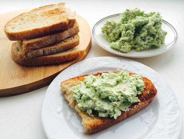 полезная паста для бутербродов рецепт с фото