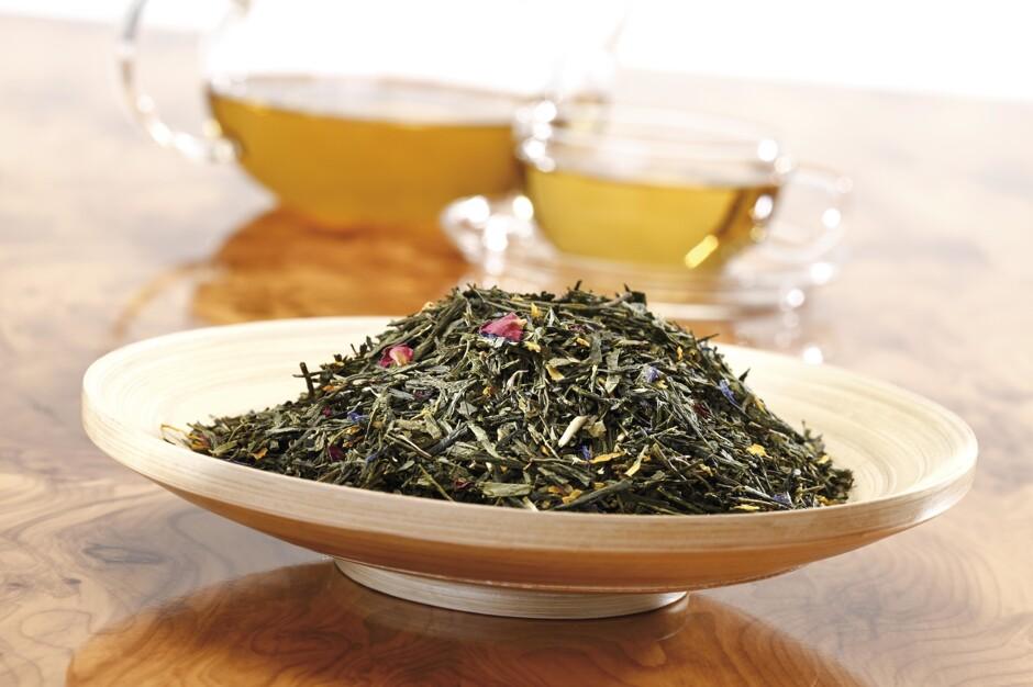 зеленый чай полезные свойства для похудения