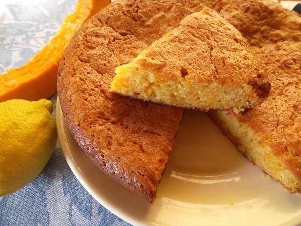 Пирог из тыквы в духовке