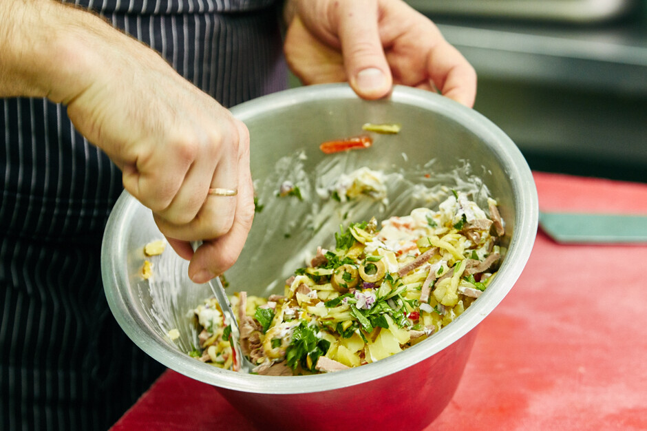 Как вкусно приготовить шампиньоны на сковородке