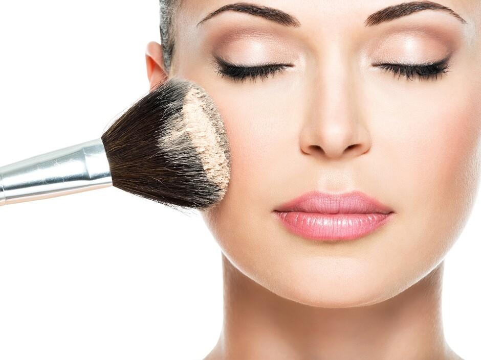 Красивый макияж для будни 106