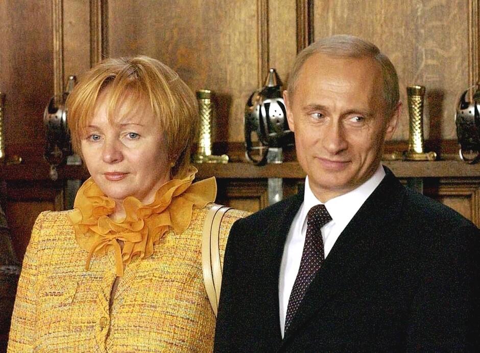 путин фото 1995