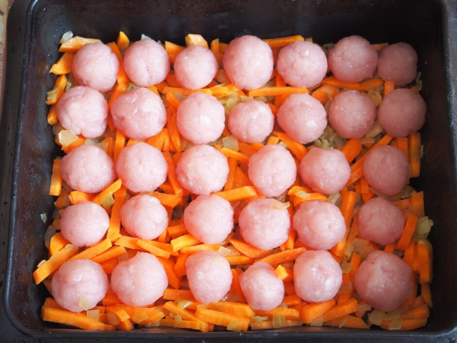 фрикадельки индейки рецепт с фото
