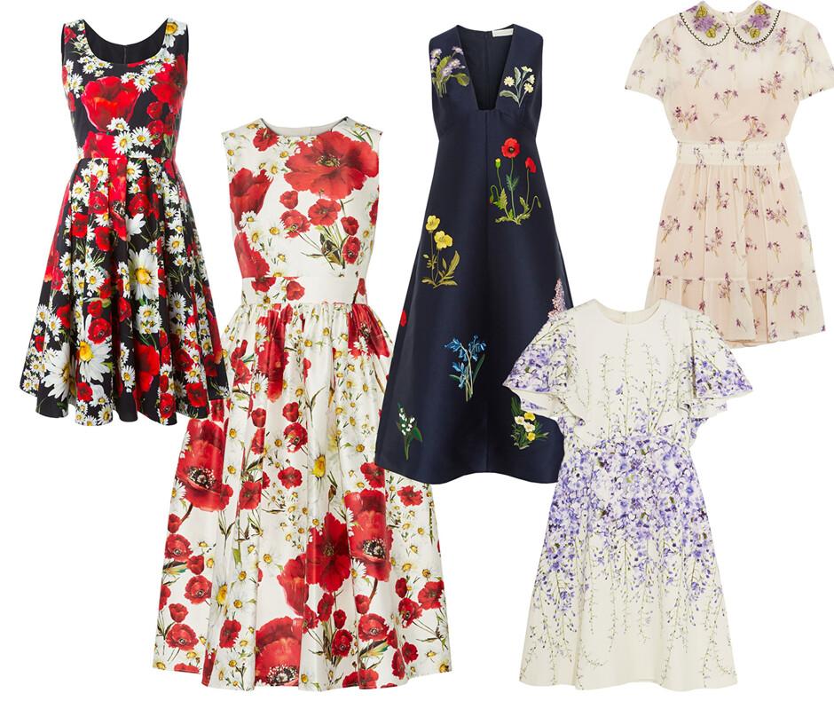 9c6c6a3280dc760 Летние платья 2016: самые модные и красивые - Мода - Леди Mail.ru