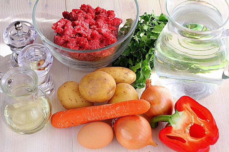 рецепт приготовления суп с фрикадельками пошаговый рецепт с фото
