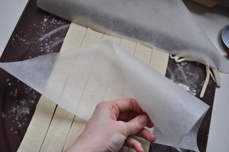 тесто на трубочки в духовке рецепт с фото