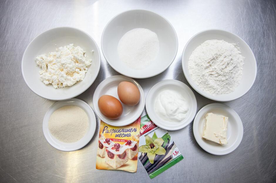 Сочень с творогом песочное тесто рецепт с пошагово