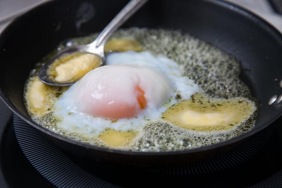 Яйцо-пашот, пошаговый рецепт с фото - Гастроном