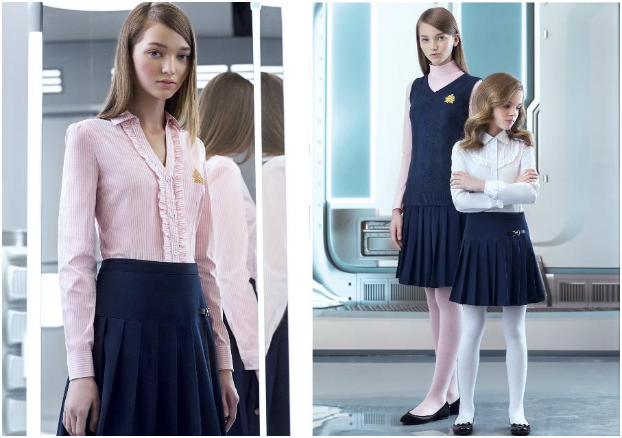 Идеи школьной юбки