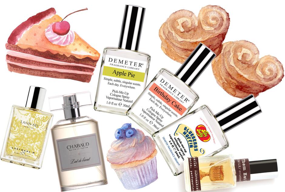 Тем, кто сидит на диете, — не читать. А остальным расскажем, как выбрать и носить духи с запахом шоколада, карамели, выпечки, попкорна и сахарной ваты.