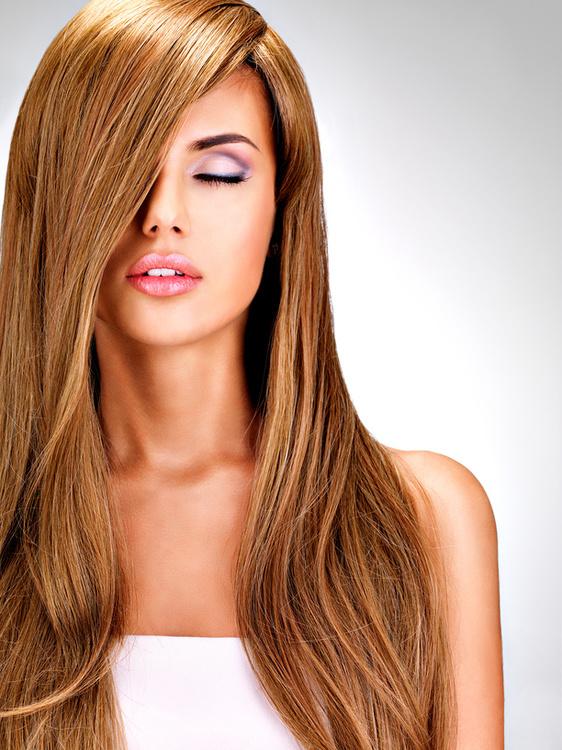 Процедуры для волос для гладкости