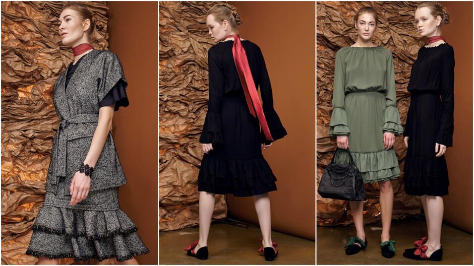 43f303a5b89 Дизайнер Александра Ванюшина делает отличную базовую одежду на каждый день.  Если у вас безумно строгий график
