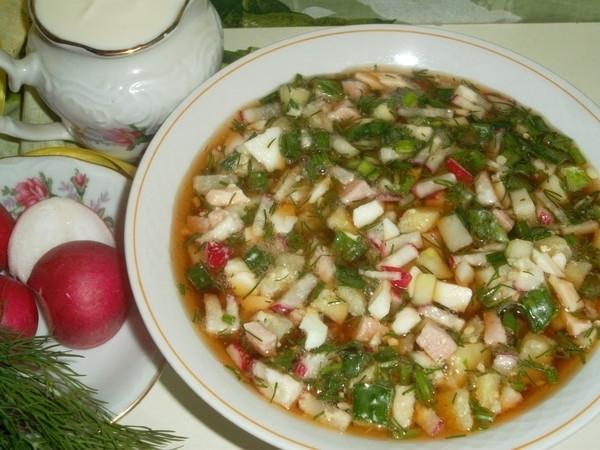 Холодного супу