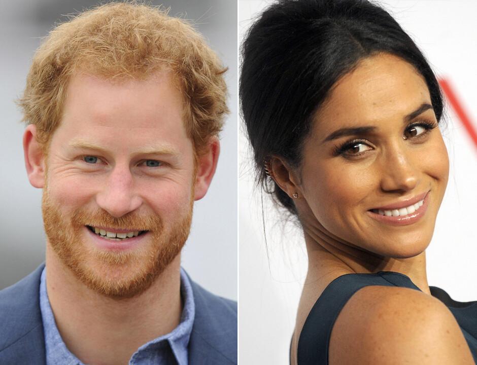 СМИ: принц Гарри хочет жениться на Меган Маркл: Новости в мире звёзды