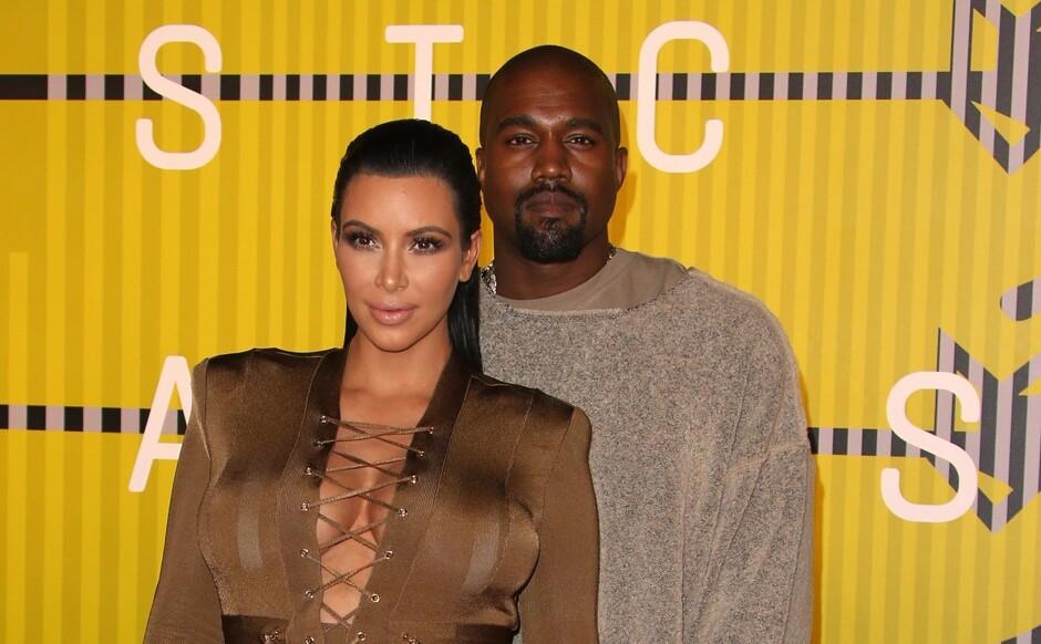 Ким Кардашьян поссорилась сКанье Уэстом и желает подать наразвод