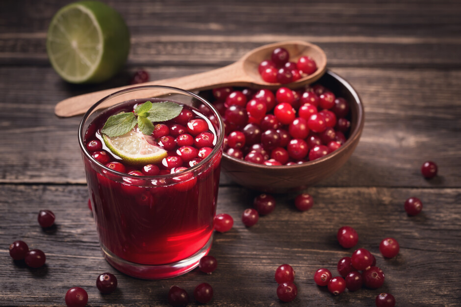 Как сделать морс с ягодами 141
