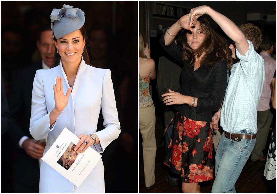 Как Кейт Миддлтон и другие принцессы выглядят в обычной жизни