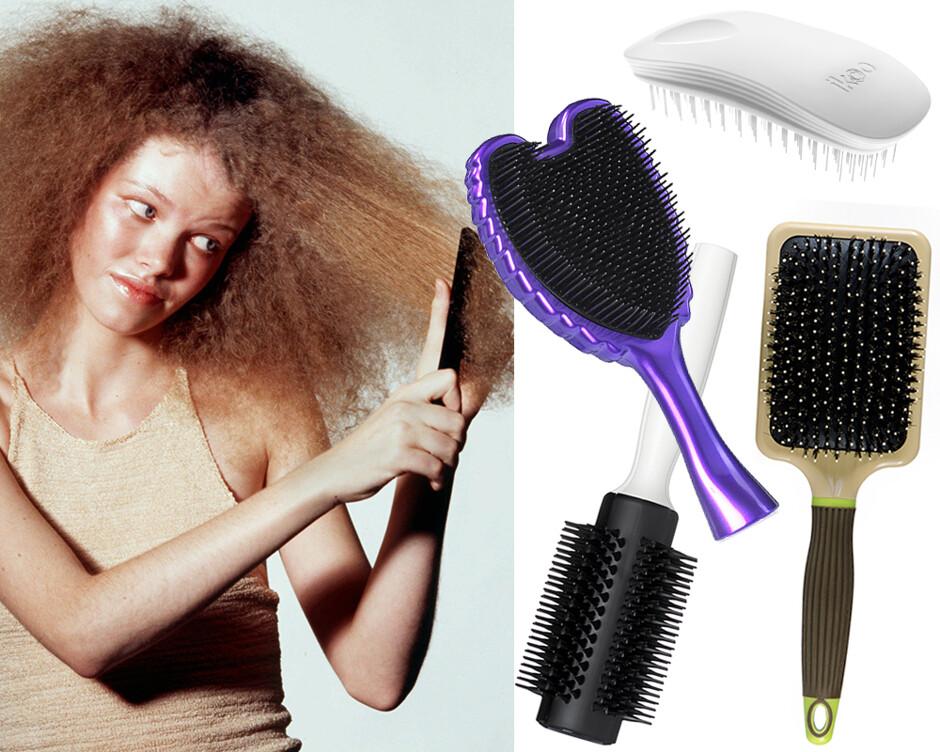Как сделать чтобы волосы стали кудрявыми 33