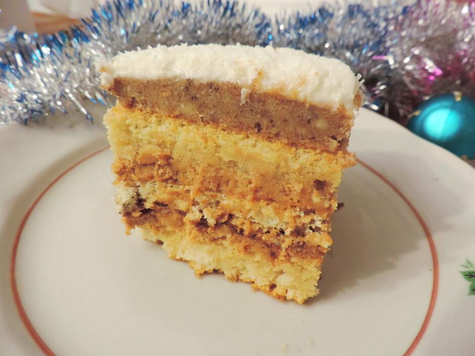 торт сказка рецепт с фото пошагово
