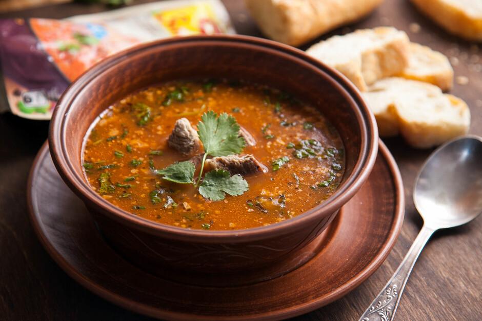 сборник рецептур супа харчо с таблицей