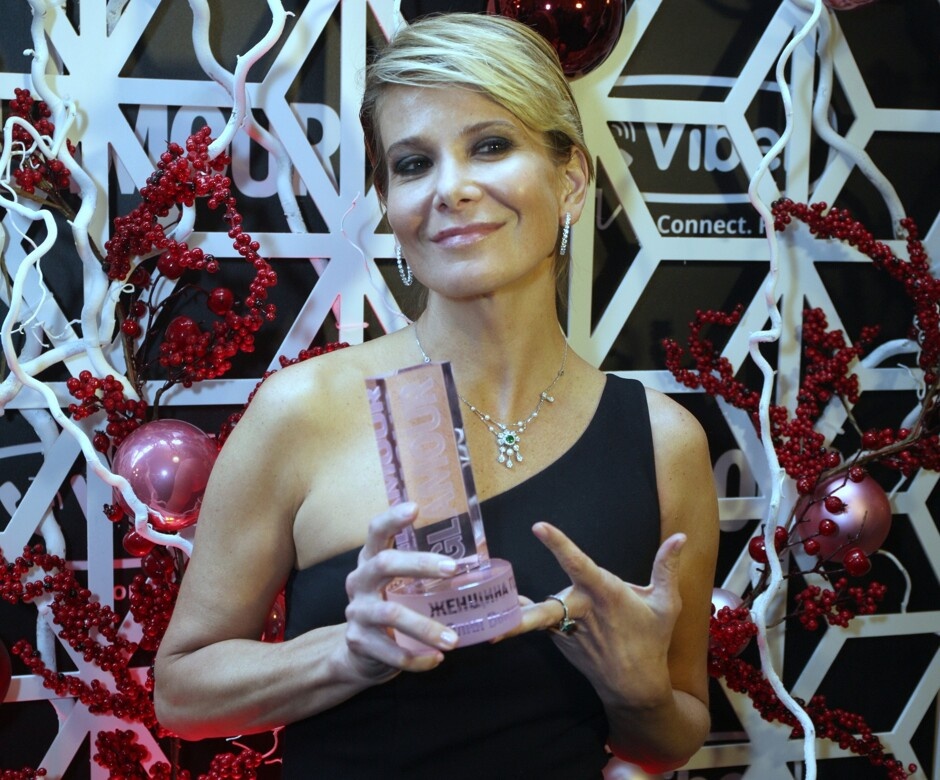 Юлия Высоцкая поведала одуховной близости смужем Андреем Кончаловским