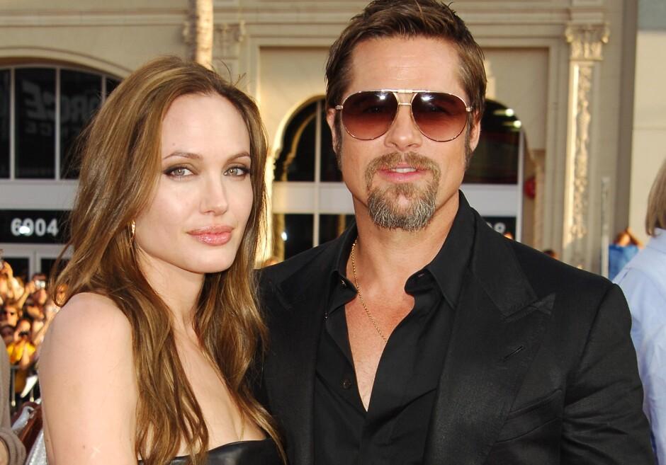 Джоли иПитт ссорятся из-за общей недвижимости воФранции