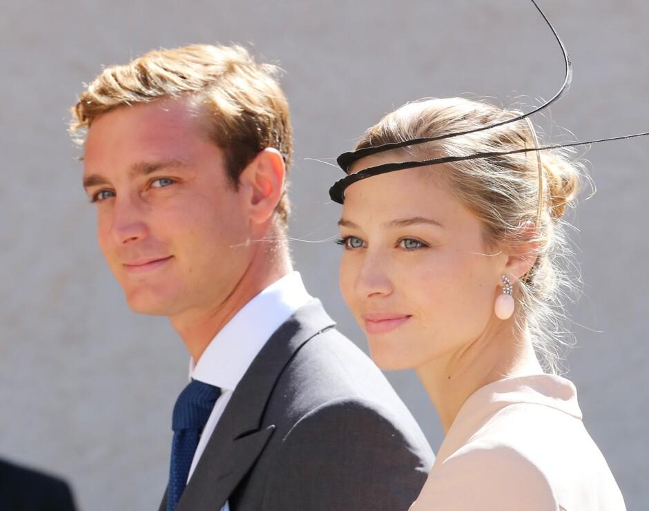 Принцесса Монако первый раз стала мамой