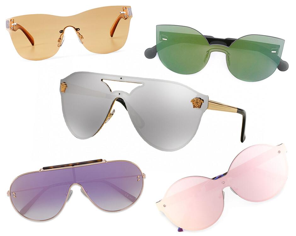 7 моделей солнцезащитных очков, которые в моде в этом сезоне