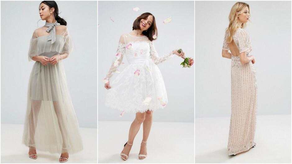 Свадебное платье которое потом носить