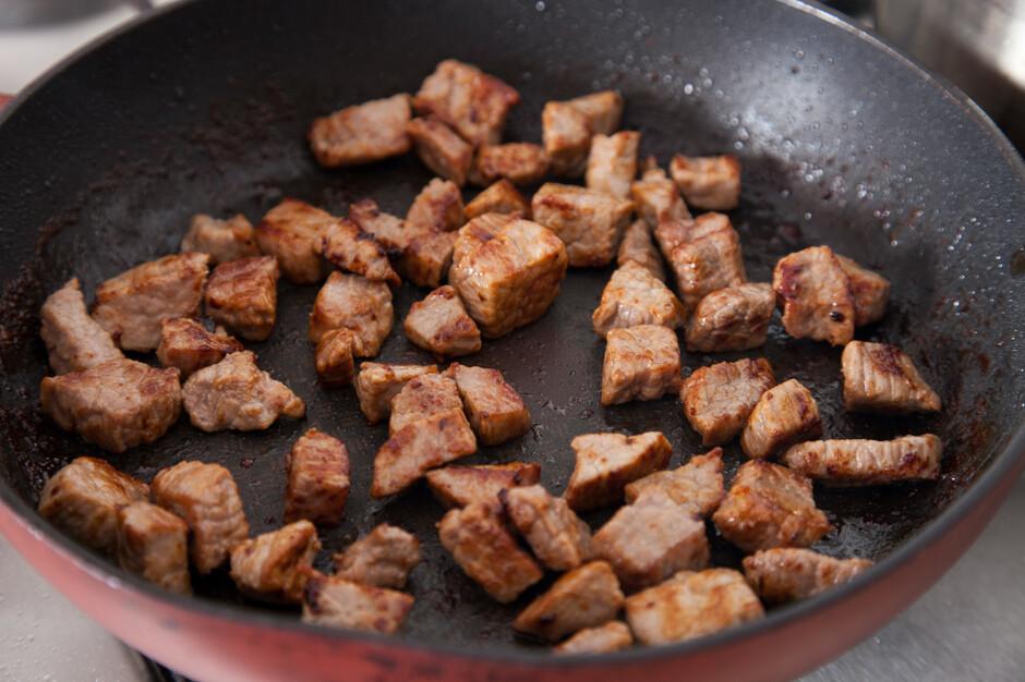 Рецепт соленого мяса