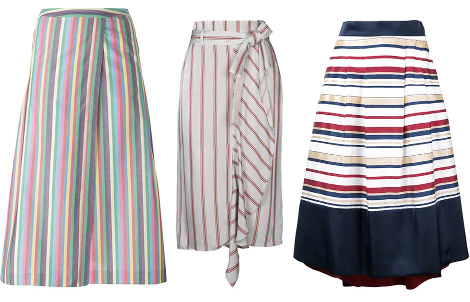 8 моделей юбок, которые мы будем носить этим летом