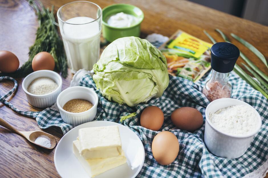 рецепт начинки из капусты с яйцом для пирогов