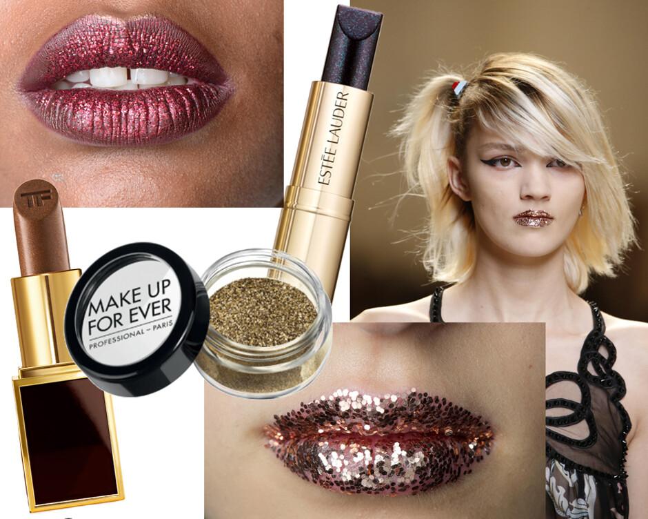 Тренды в макияже и декоративной косметики
