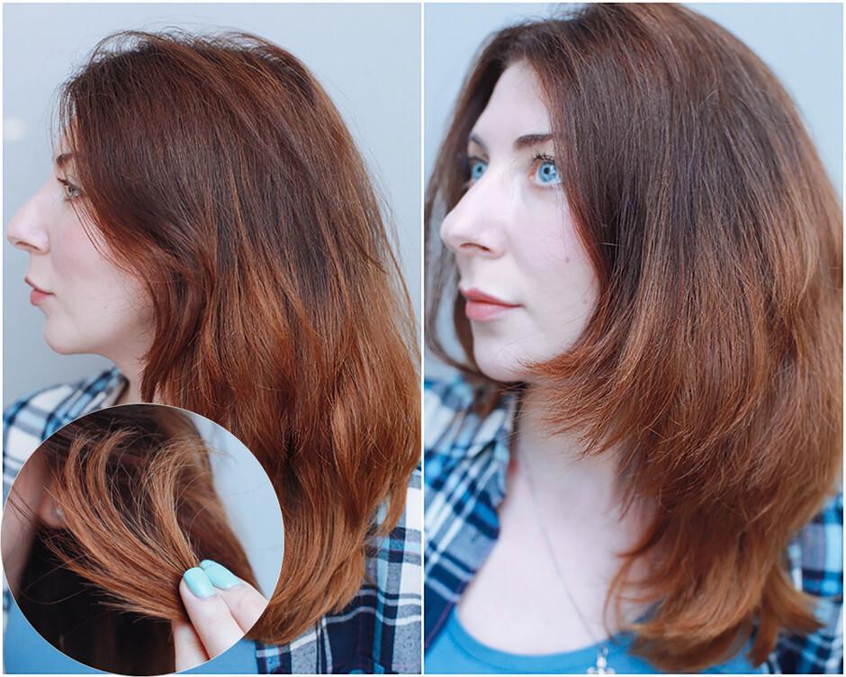 Как вернуть количество волос на