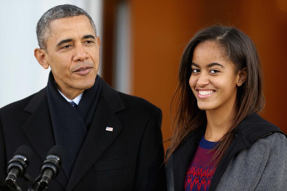 Дочь американского президента испугала гостей фестиваля