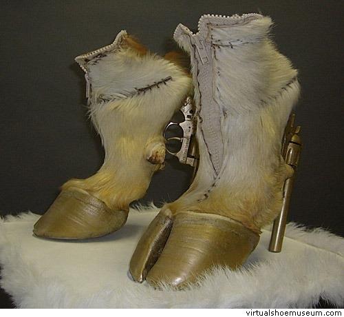 фото смешные туфли