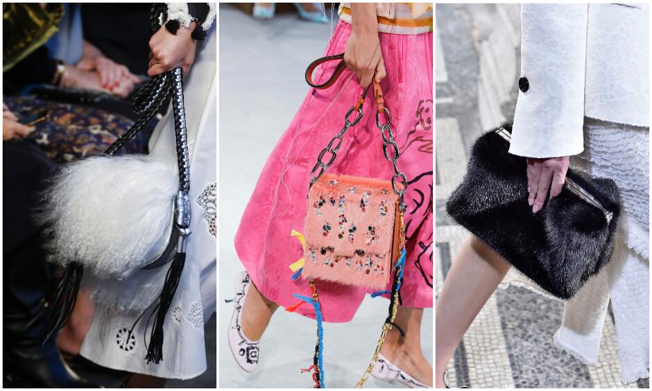 234b5c6fff30 18 моделей сумок, которые будут популярны в 2018 году - Мода - Леди ...