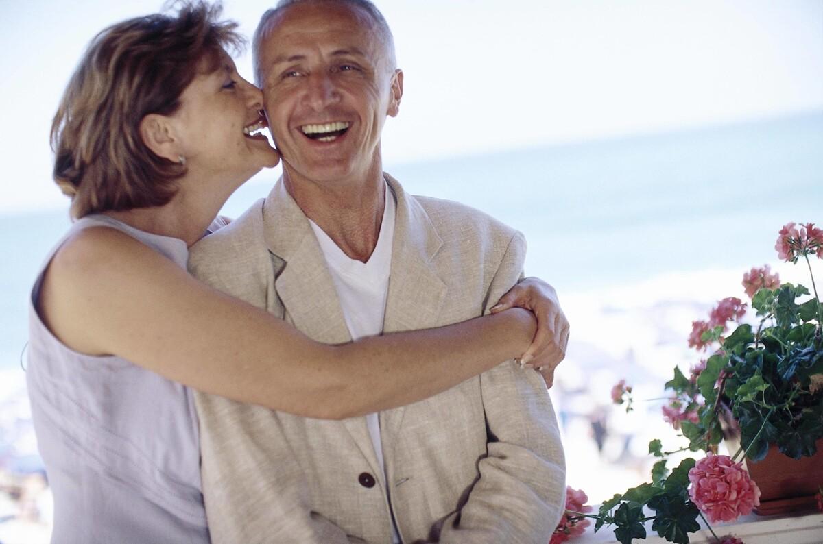 Секс в возрасте70 и более лет мужчин